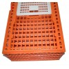 plastic transport cages for chicken (75 x 55 x 27 cm)